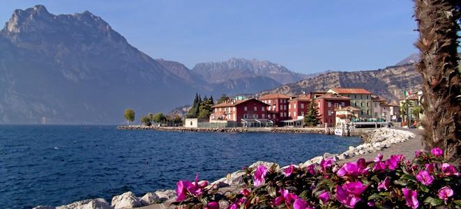 Hotel La Vela Garda Bilder