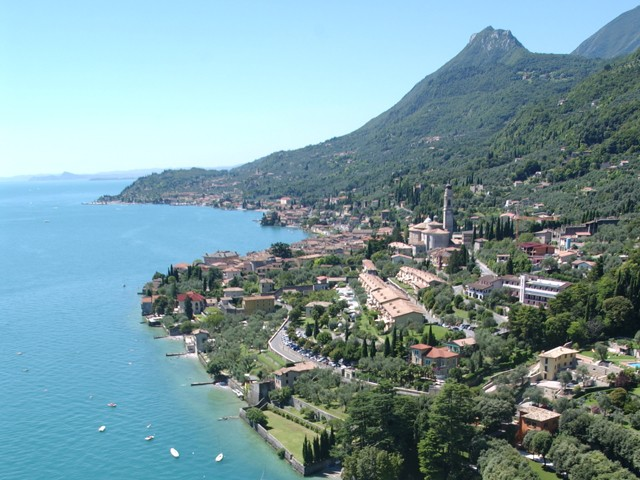 cities on lake garda