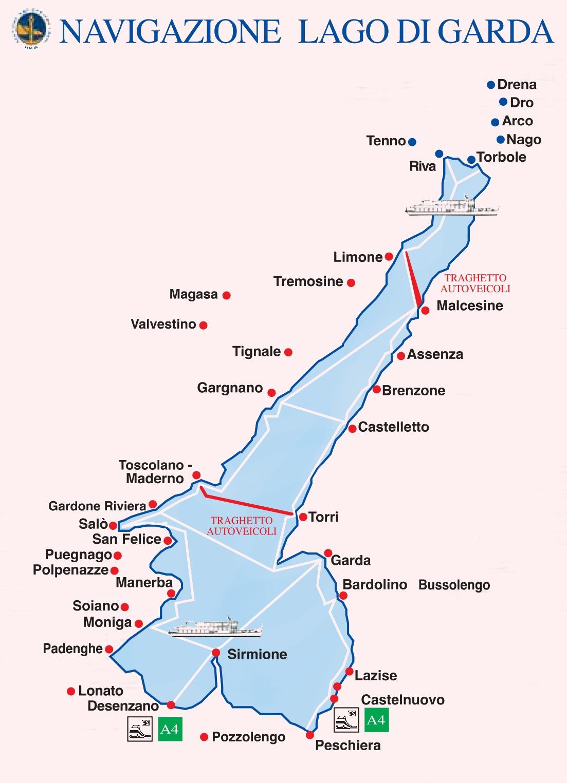Lake Garda Ferries Visitgarda