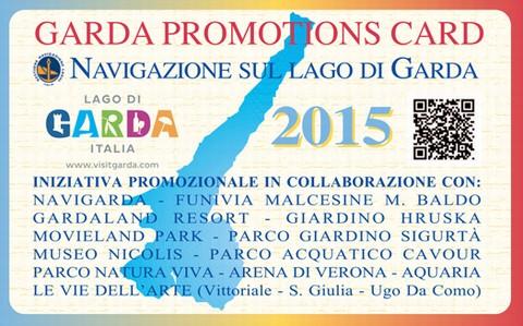 Garda Promotion Card | Lake Garda
